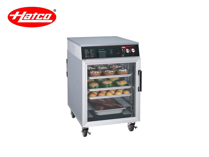 PORTABLE HOLDING CABINET 2 DOORS - HUMIDIFIED 220 V 1697 W