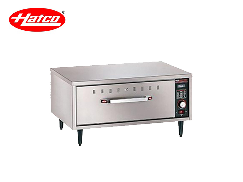 FREESTAND 1 DRAWER WARMER {WITH PAN} 220 V 450 W