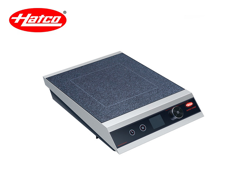 COUNTERTOP HIGH-POWERED/HEAVY DUTY INDUCTION RANGE